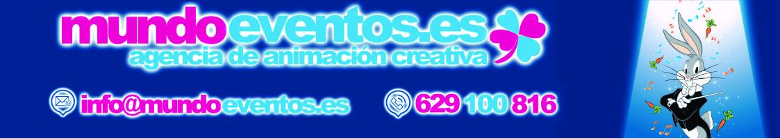 Mundo Eventos. Agencia de Animación Creativa