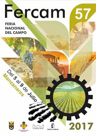FERIA NACIONAL DEL CAMPO - Del 5 al 9 de Julio - MANZANARES