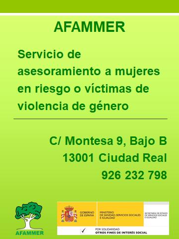 Afammer - Contra la Violencia de Género